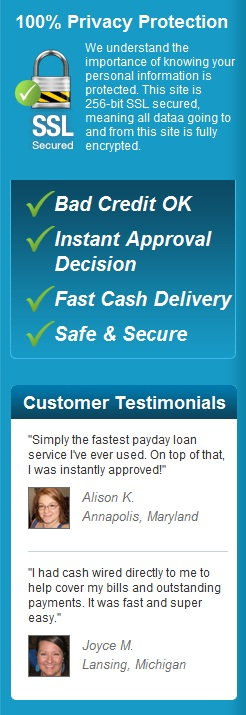 Easy Payment Loans privacy